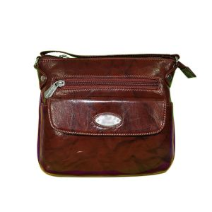 Pure leather sling bag for girls