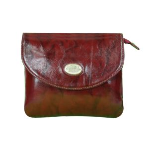 Solid pattern  sling bag