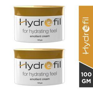 Hydrofil Moisturizing Cream -100 gm (Pack of 2)