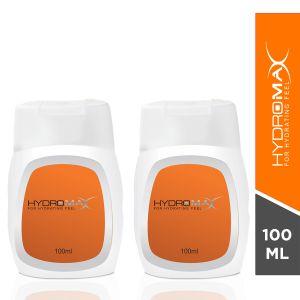 Hydromax Moisturizing Lotion 100 ml(Pack of 2)