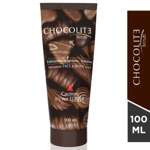 Chocolite Scrub – Skin Rejuvenating Chocolate Scrub-100ml