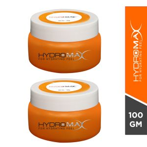 Hydromax Cream - Emollient Cream For Hydrating Feel 100 gm (Pack of 2)
