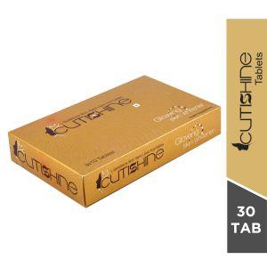 Cutishine-Tablet For Alpha Perpigmentation-10 Tablets