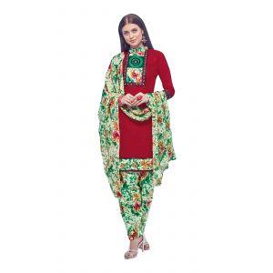 Exclusive Printed Dress Material