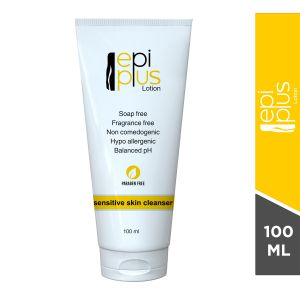 Epi Plus Soap Free cleanser for Sensitive Skin-100ml