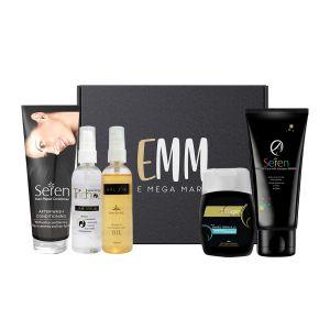 EMM's Hair Repair and Anti-hair fall kit