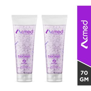 Acmed Pimple Care Face Wash-70gm (Pack of 2)
