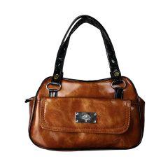 Women's handbag - brown  party wear for girls