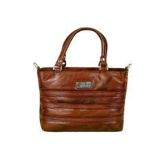 Pure leather bag for women/girls tote shoulder bag
