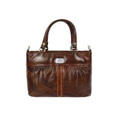 Women's handbag - Rich material pure leather