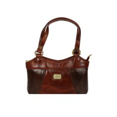 Rich pure leather hand bag for women/girls