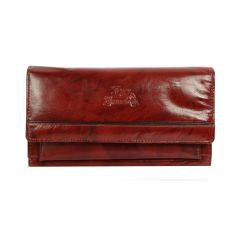 Leather wallet for women/girls