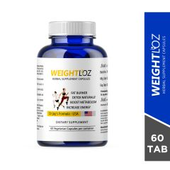 Weightloz - Herbal Supplement Capsules