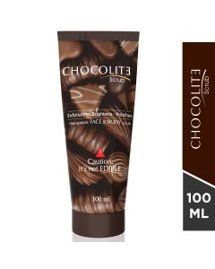 Chocolite Scrub – Skin Rejuvenating Chocolate Scrub-100ml