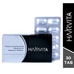 Hairvita Hair Supplement Tablet-10 Tablets