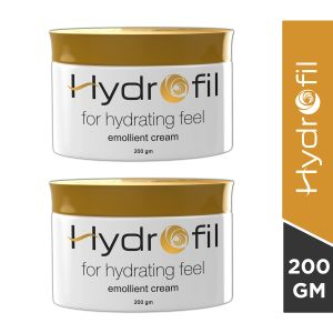 Hydrofil Moisturizing Cream-200 gm (Pack of 2)
