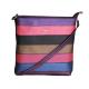 stylsih solid color spring summer shoulder sling bag for women & girl
